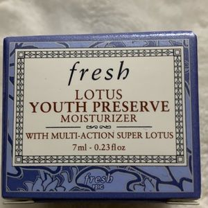 Fresh Lotus Youth Preserve Moisturizer Mini
